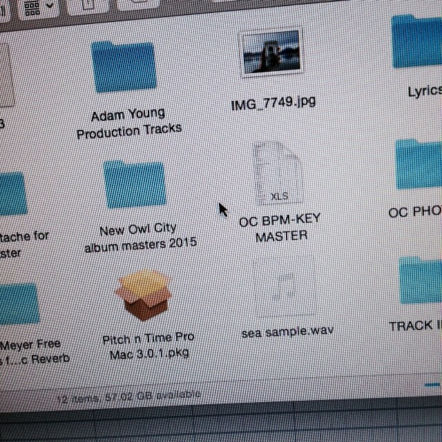 Owl City2015新专辑Coming Soon!