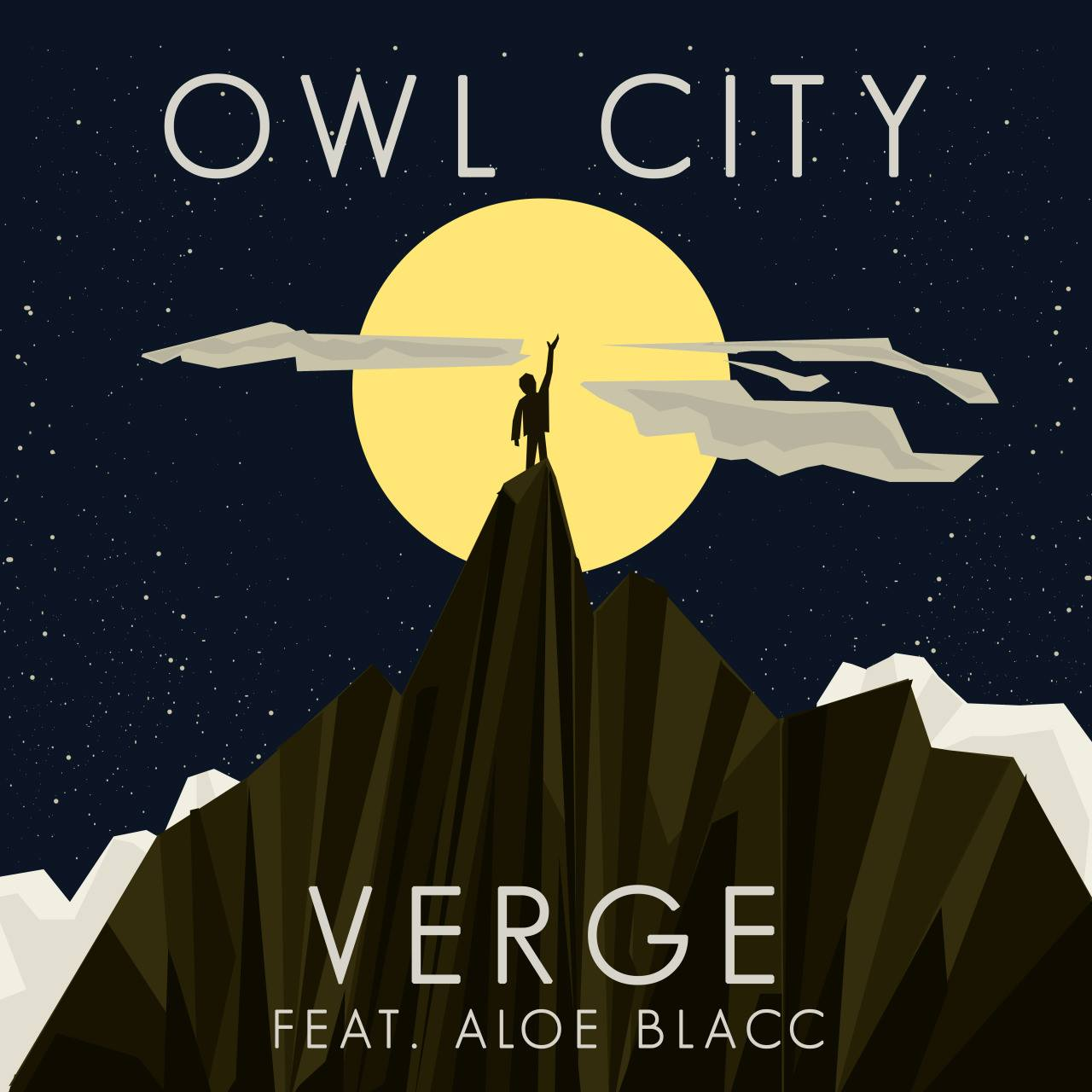 Owl City联手Aloe Blacc新单Verge!